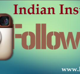 Active Indian Instagram Followers